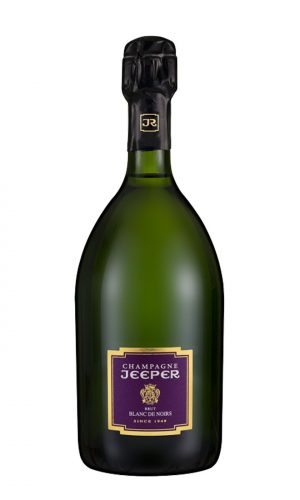Champagne Jeeper Cuvee Blanc de Noirs